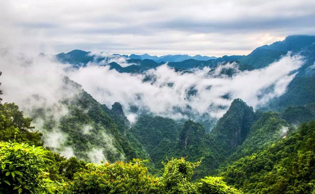 龍潭國家森林公園