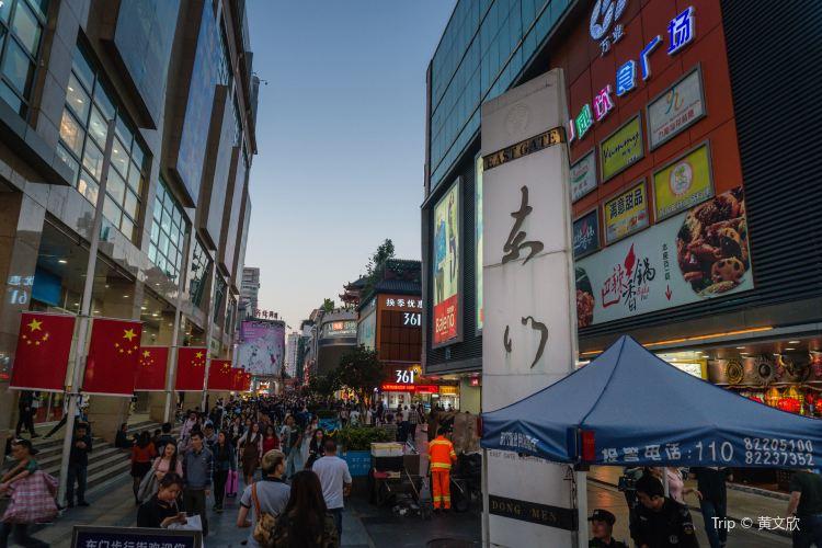 Dongmen Pedestrian Street1