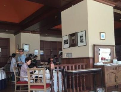 The Windsor Hotel Toya & Spa French Dining Gilligan's Island