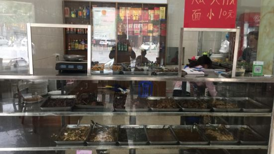 馬遂林燴麵館