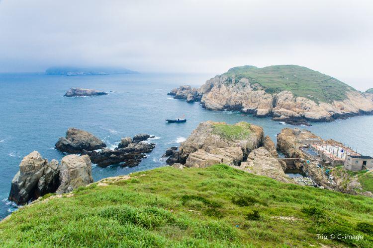 Yushan Islands1