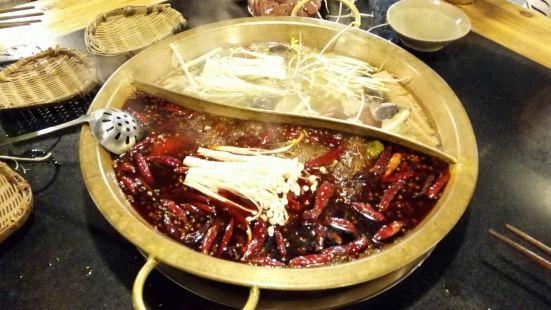 崗城老火鍋