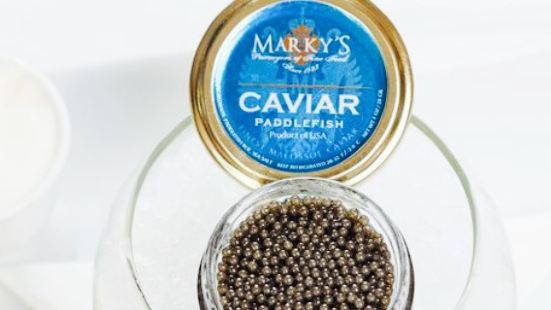 Beluga Caviar Bar
