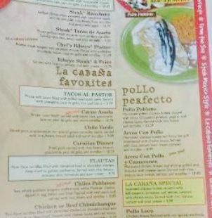 La Cabana Mexican Grill & Bar