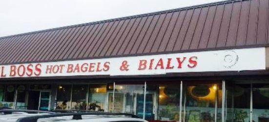 Bagel Boss Hicksville