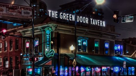 The Green Door Tavern