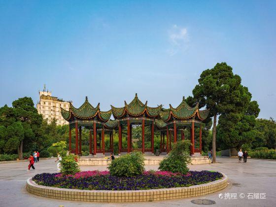 정저우(정주) 인민공원