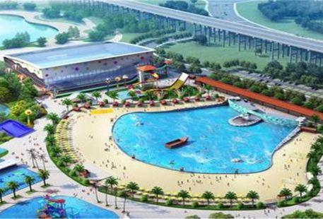 Zhao Shan Chengshi Haijing Water Amusement Park