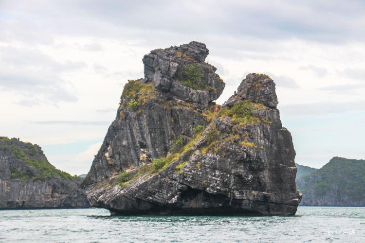 앙통 국립 해양 공원2