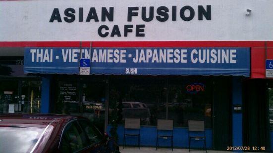 Asian Fusion Cafe