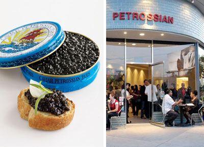 Petrossian Paris Boutique & Cafe