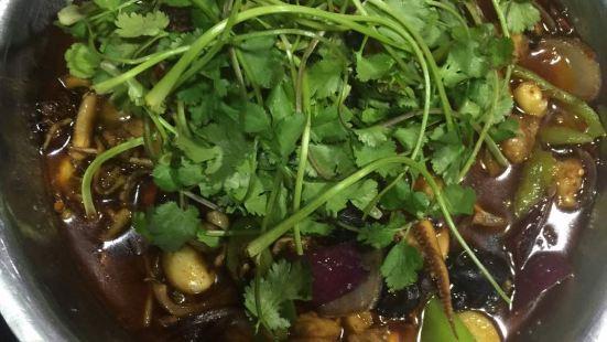 周記海鮮粥燒烤