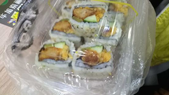 味+外帶壽司