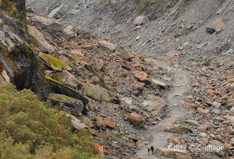 Franz Josef Glacier Track