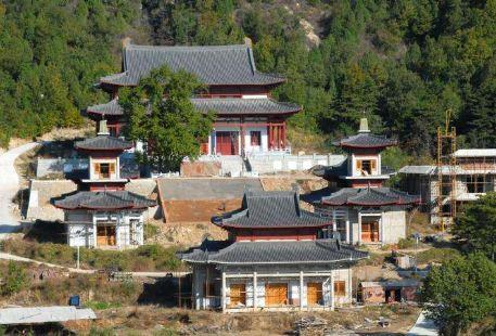 Hei Mountain Temple Sceneic Area