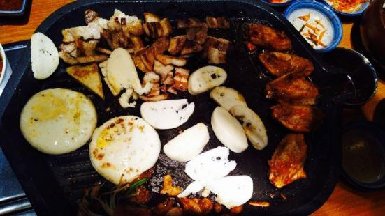 金媽家烤肉(澤勝店)