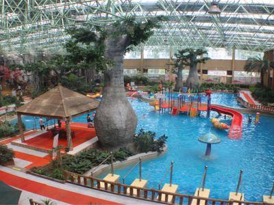 New Yingtai Ecological Hot Spring Resort