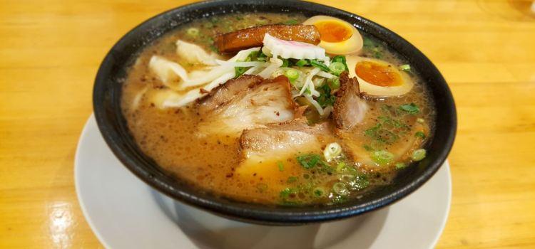 麺屋二郎(指宿駅前店)2