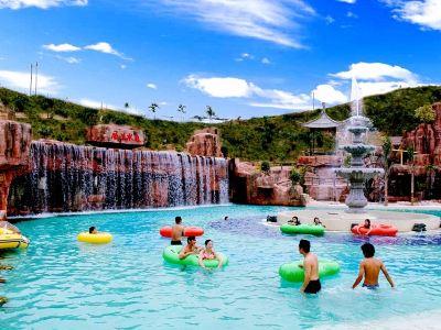 Heyuan Tianshang Renjian Hot Spring Resort