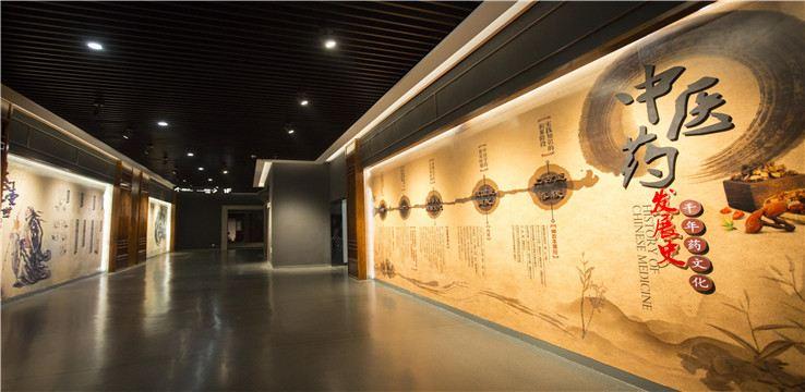 Bozhouchengshi Exhibition hall3