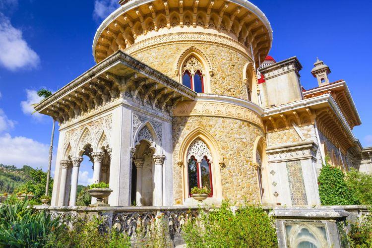 Monserrate Palace2