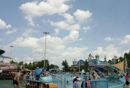 Fudichuanqi Water Amusement Park