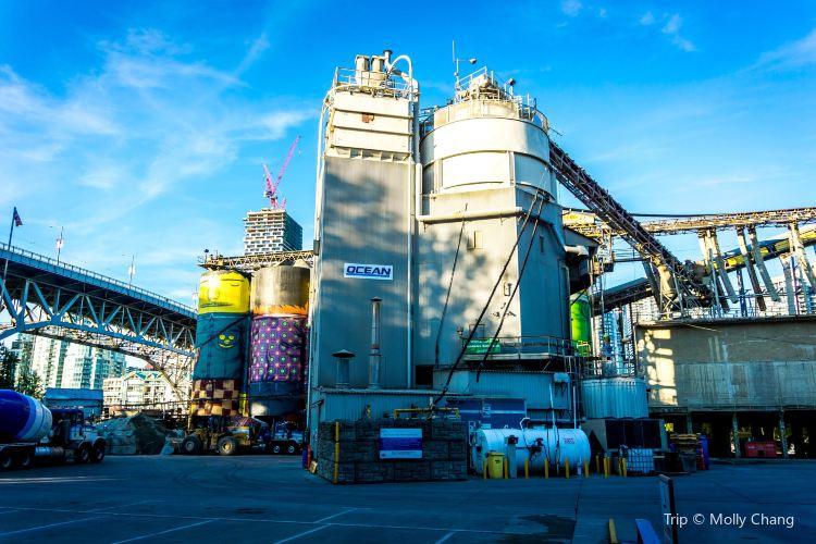 Ocean Concrete silos1
