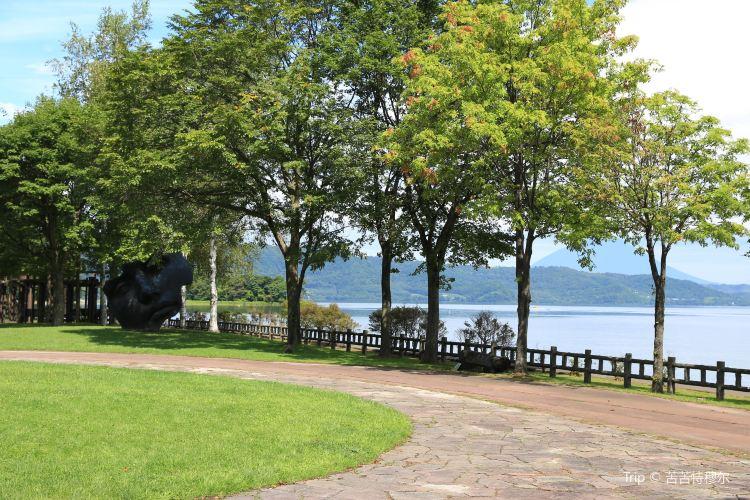 洞爺湖Gurutto雕刻公園2