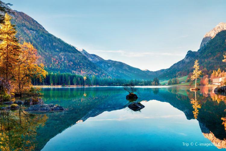 Hintersee湖1