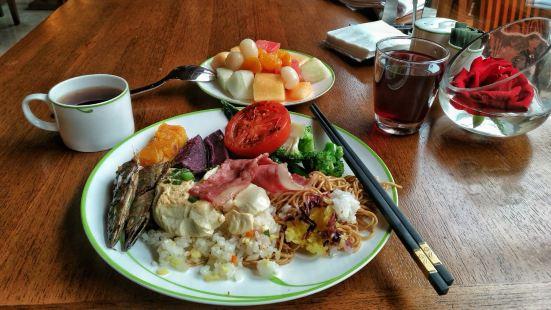 西雙版納洲際度假酒店泰傣餐廳