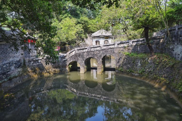 Xielu Mountain Villa Scenic Area4