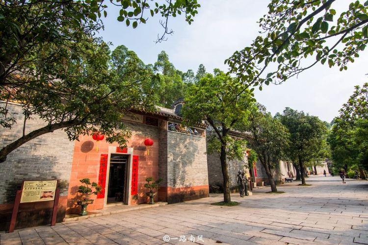 Guxiangli Theme Park2