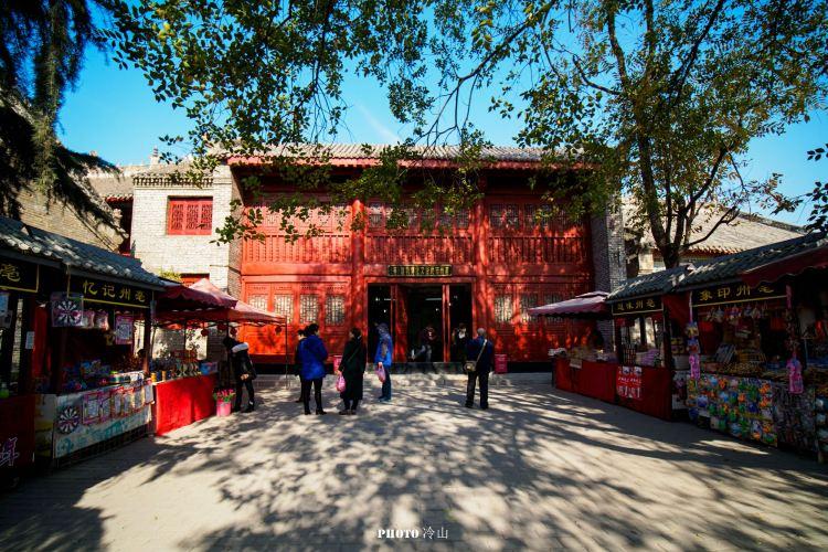 Huaxi Hall2
