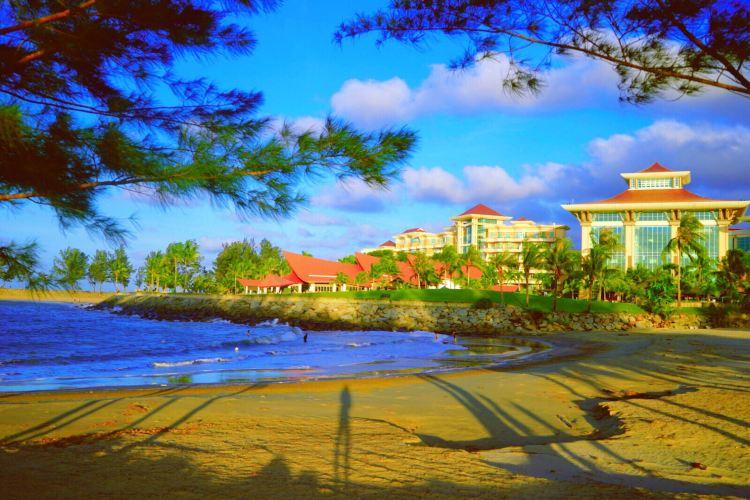 帝國飯店海灘
