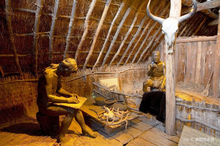 하모도(허무두) 유적지 박물관2