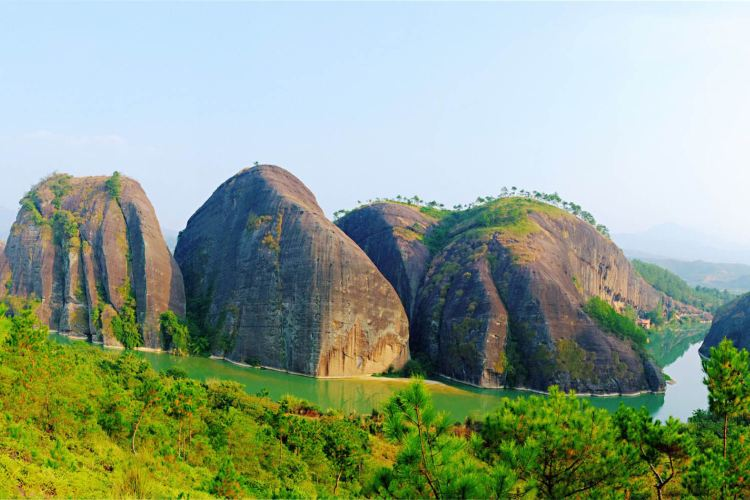 Qinglongyan Sceneic Area