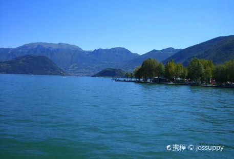 Lake Iseo (Lago d'Iseo)