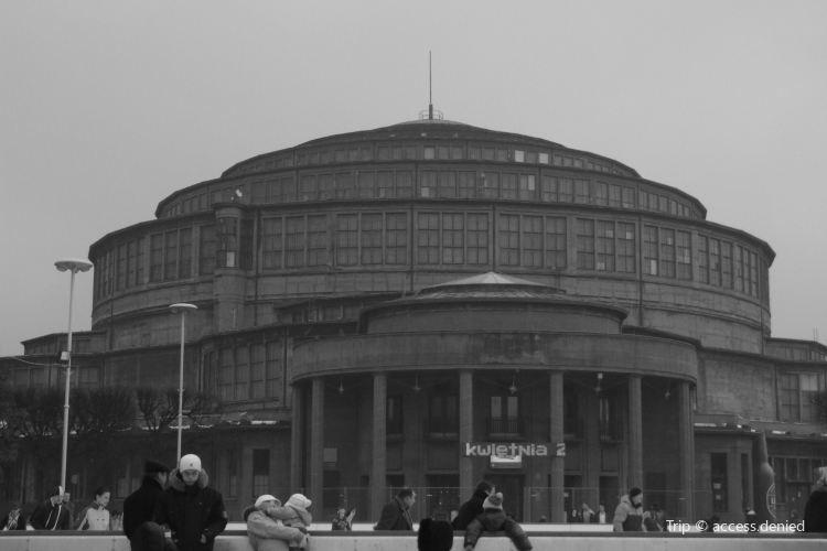 Centennial Hall (Hala Ludowa)2