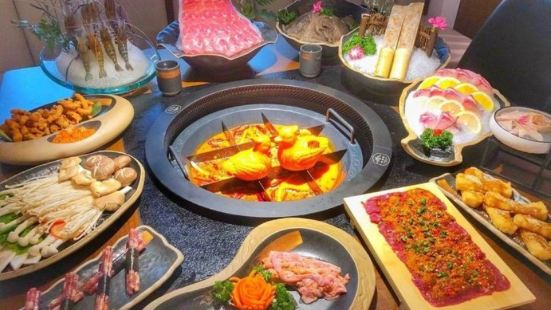 鴛鴦閣火鍋(富通店)