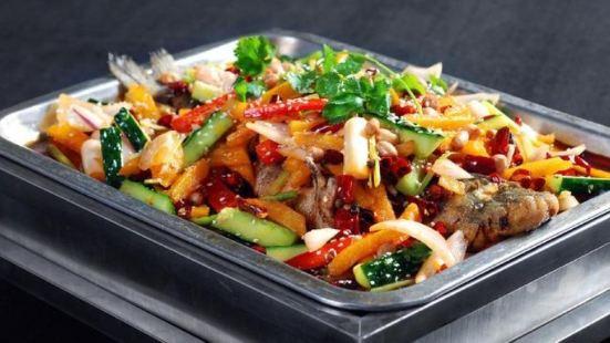 粵湘美食·烤魚燒烤