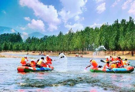 Wen River Rafting