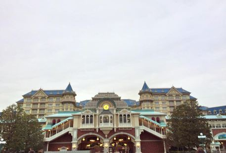 Oriental Disneyland