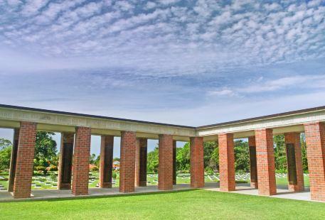 산다칸 수용소 캠프 기념관