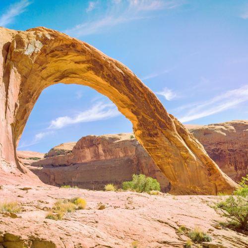 Corona Arch
