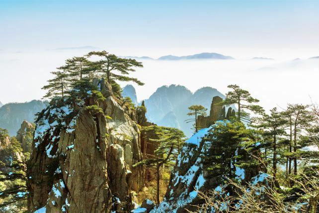 Longyun Valley Scenic Area