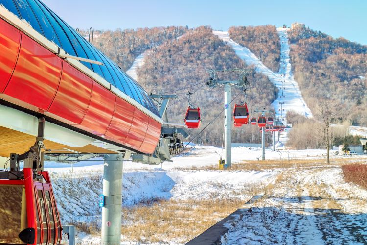 야부리 스키관광리조트