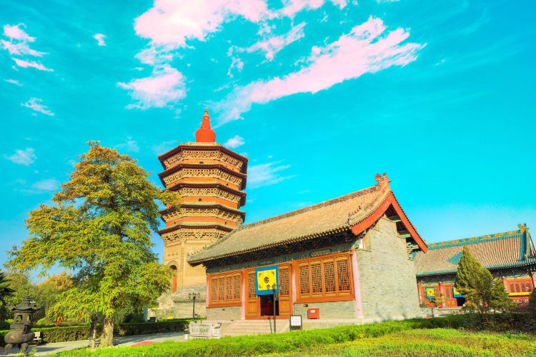 Anyangtianning Temple