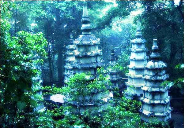 Qishan Scenic Area