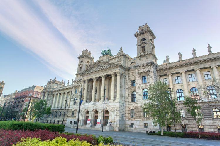 ブダペスト民族博物館