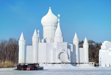 Harbin Exhibition Hall of Arts and Crafts of Ice and Snow
